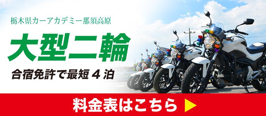 大型 免許 バイク